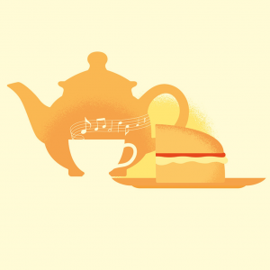 Tea Cake Music project